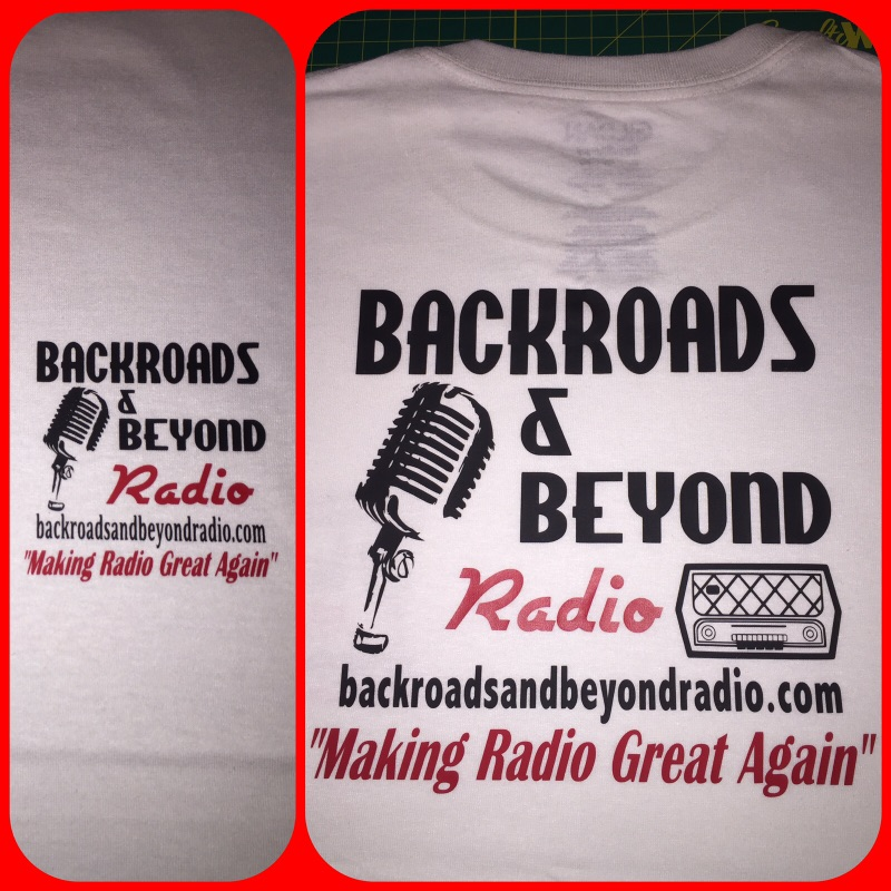 Backroads and Beyond Tshirt